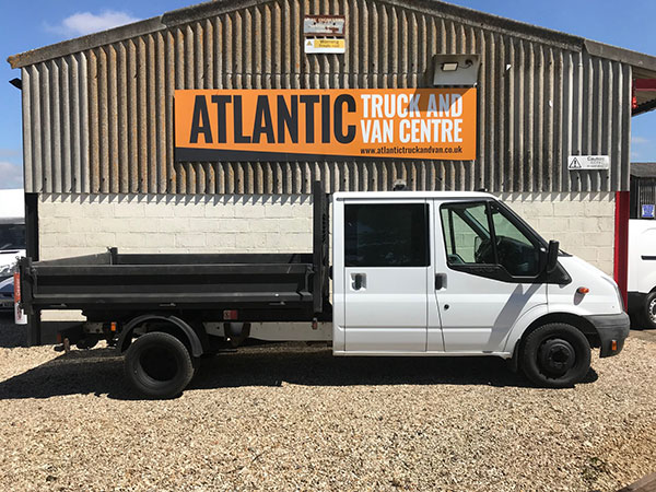37a8dc40bfba Competitive hire plans for a wide range of Vans at Atlantic Truck ...
